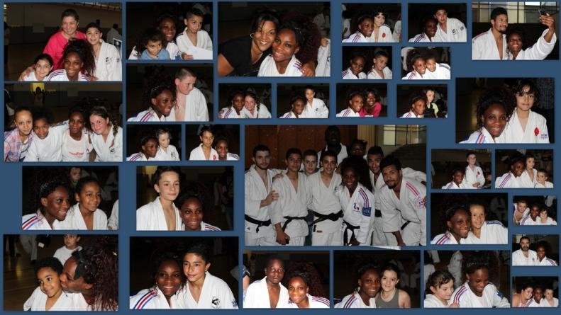 L'AL Échirolles Judo a célébré ses 50 ans