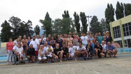 Gros week-end de water-polo pour Échirolles
