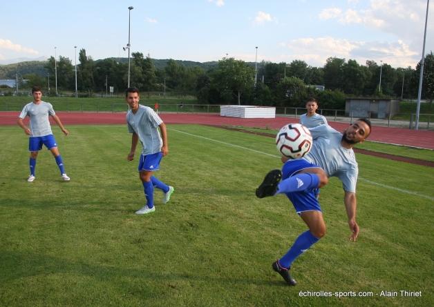 Honneur : le FC Échirolles frappe un grand coup