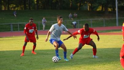 Marwane Benhmida (FC Echirolles) : «Un nouveau championnat qui commence»