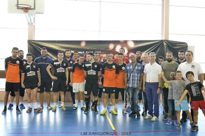 Picasso finaliste du Total Futsal