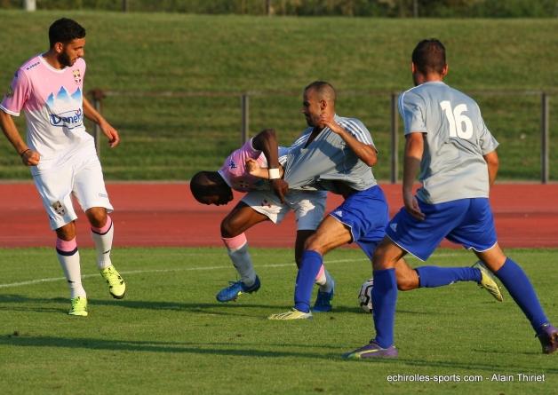 FC Échirolles – FC Limonest Saint-Didier 1-1