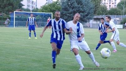 FC Échirolles – Limonest en photos