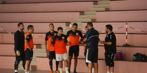 Quelques photos de Picasso lors de Total Futsal
