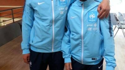 Picasso : deux joueurs retenus en équipe de France U21