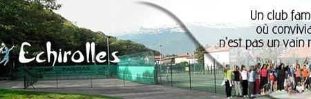 TC Échirolles : résultats des premières rencontres de championnats mixtes 2016