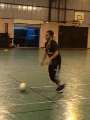 Un grand espoir à l'essai au FC Picasso Échirolles