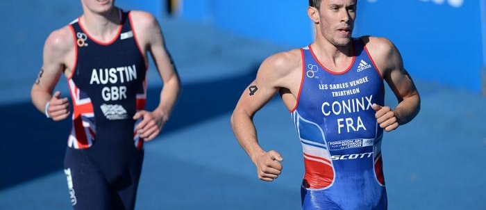 Dorian Coninx participera au championnat du monde