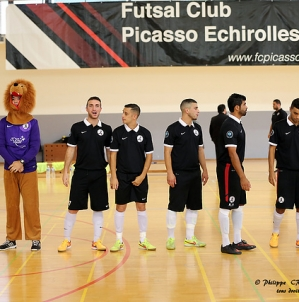 La vidéo de la victoire du FC Picasso contre Bastia (9-2)