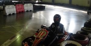 Challenge «Formule Kart» des Capitaines : Mohamed Guebli (FC Picasso)