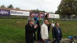 AL Échirolles : victoire de Céline Lafaye à la Fête des Marrons