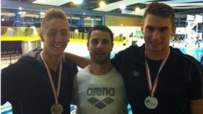 Les nageurs du NC Alp 38 démarrent en fanfare