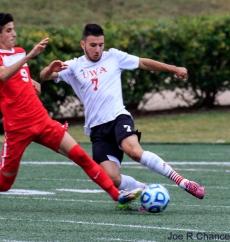 Yann Martinez s'engage avec le FC Wichita