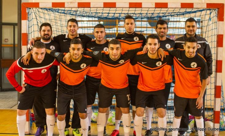 Le calendrier 2016-2017 du FC Picasso Échirolles