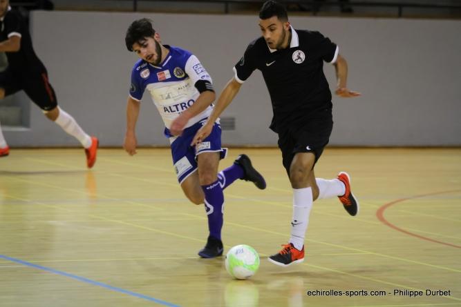 Futsal – Picasso : la belle opération