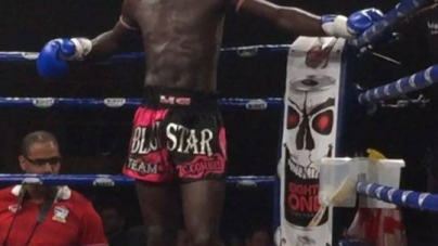 Nouvelle victoire pour Oumar Ba (Martial Gym)