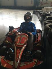 Challenge « Formule Kart » des capitaines : Jérôme Delorme (ALE Athlétisme)