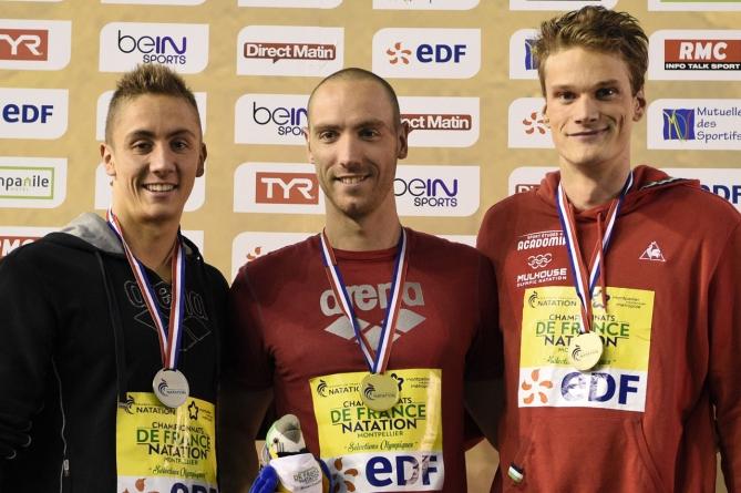NC Alp 38 : bilan après 3 jours de championnat de France de natation