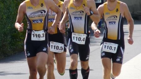 Triathlon d'Echirolles : victoire des Lyonnais