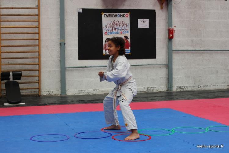 club taekwondo echirolles