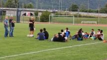 Interview de Pierre Dupupet, entraîneur du FC Echirolles