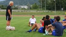 FC Echirolles : la reprise en images