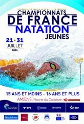 Le NC Alp 38 aux Championnats de France 15 ans et moins