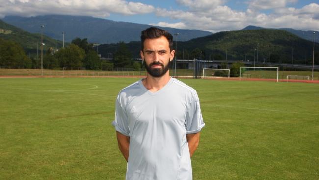Interview d'Aurélien Besnard du FC Echirolles