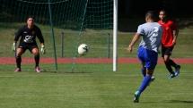 Le FC Echirolles face à Limonest à Jean-Vilar