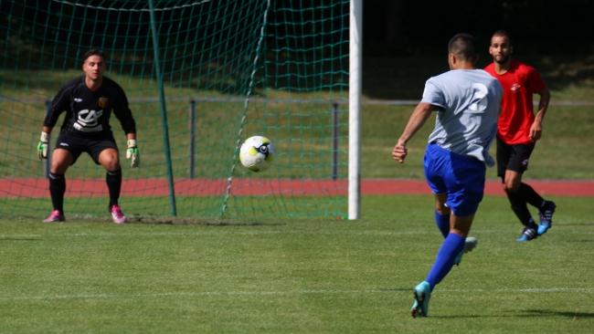 FC Echirolles : une défaite pour conclure la préparation