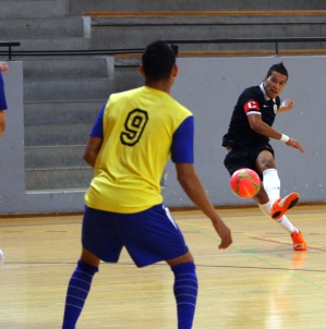Mohamed Guebli : Erdre, un match compliqué