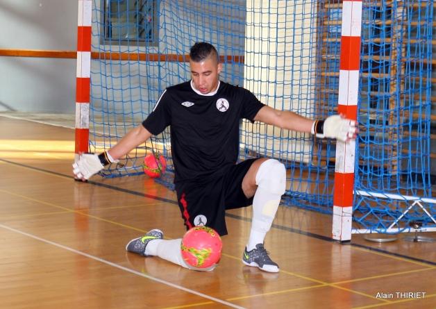 Futsal – FC Picasso : la parole à la défense