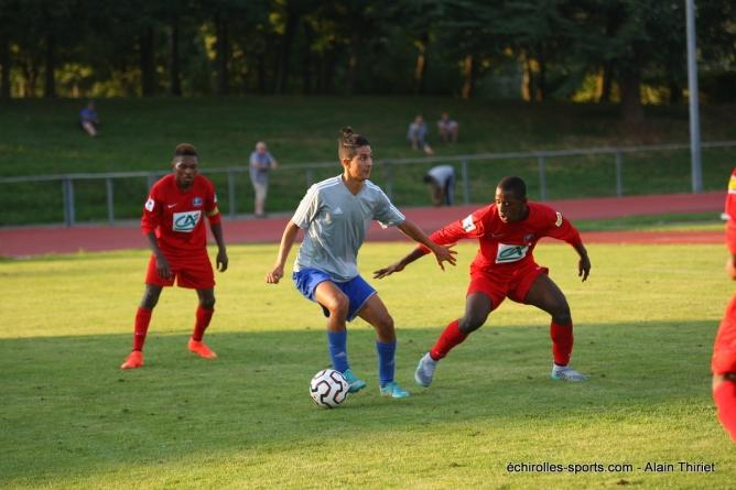 Honneur – le FC Échirolles a dû s'employer