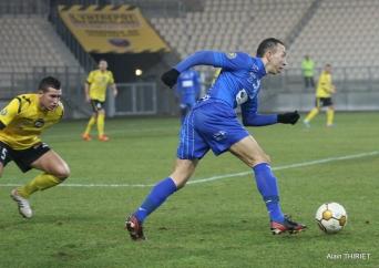 Azzedine Medoukali au FC Échirolles