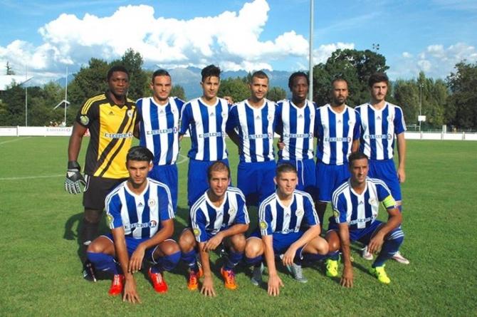 Première mitigée pour le FC Echirolles