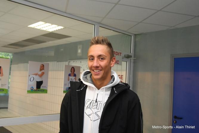Jordan Pothain 7ème du 200m à Moscou