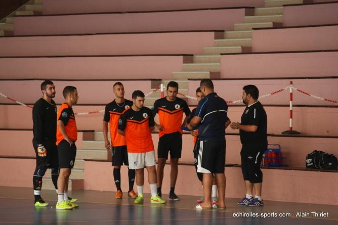 FC Picasso : la réserve chez le Gremio Futsal