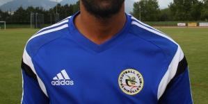 Photos joueurs FC Échirolles 2015-2016