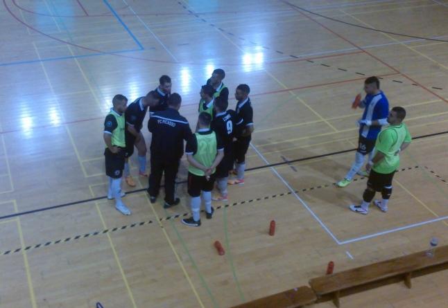 Futsal – D1 : Picasso avec les tripes !