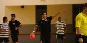 Futsal – équipe de France : Guebli veut y re-goûter