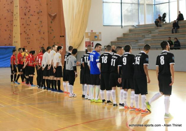 Futsal – FC Picasso : cette fois-ci il faut gagner !