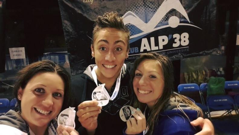 Bon retour à la compétition pour Jordan Pothain (NC Alp 38)
