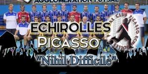 Futsal – Reprise corsée pour Picasso