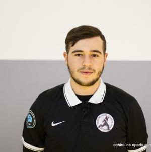 Ali Bentallah (FC Picasso) retenu en équipe de France U19 de futsal