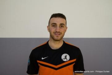 Coup dur pour Ozkan Sonmez (FC Picasso)