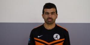 Portrait de Kamil Yayla, capitaine du FC Picasso