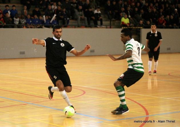 Futsal – D1 : Picasso battu à Toulon