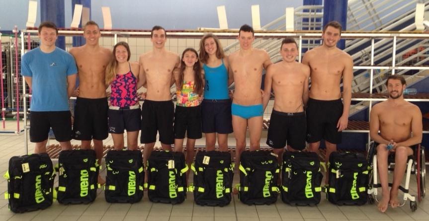 10 nageurs du NC Alp 38 aux Championnats de France de Natation (29 mars – 3 avril, Montpellier)