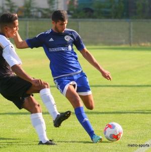 Retour en photos sur FC Echirolles – FC Rhône Vallées