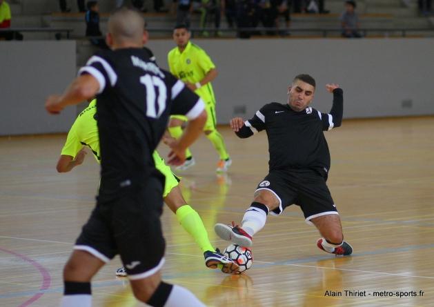 Picasso battu chez le Sporting (4-2)